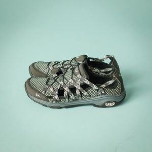 Chaco 7 Outcross Evo Black Water Shoes